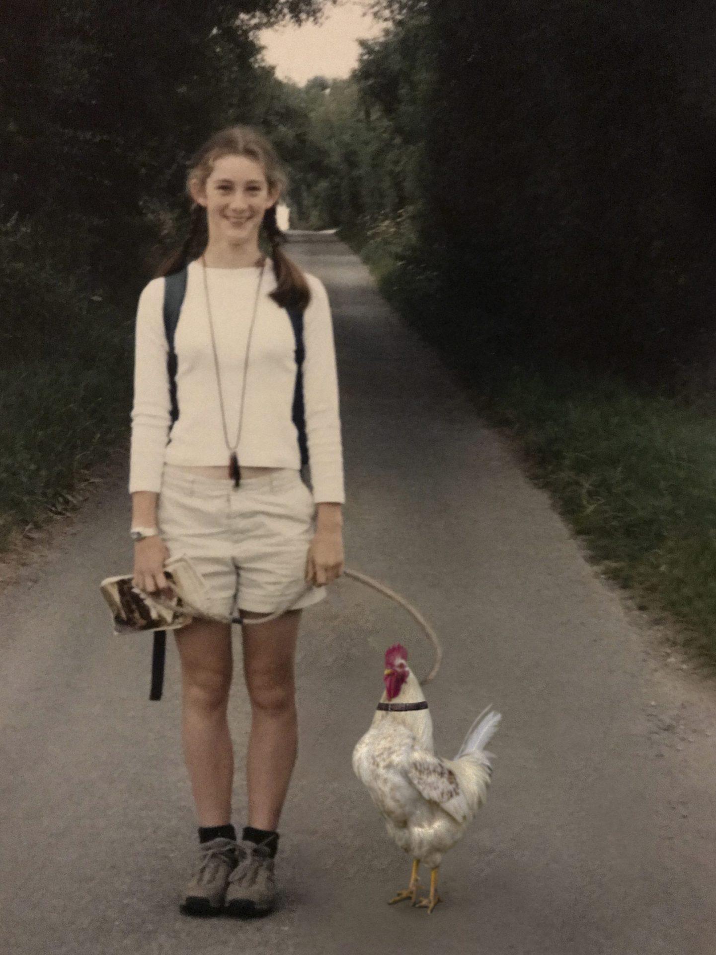 Daisy-Badger-kid_Chicken